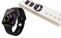 Умные часы Smart Watch 4 series Черные