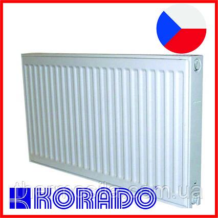 Опалювальний радіатор KORADO RADIK 11VK 300х1000 нижнє підключення