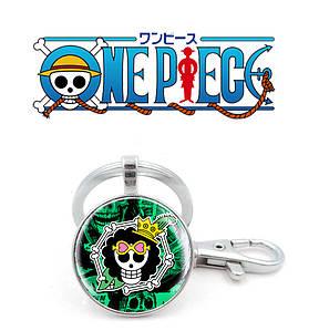 Брелок Брук и Shark Guitar One Piece / Ван Пис