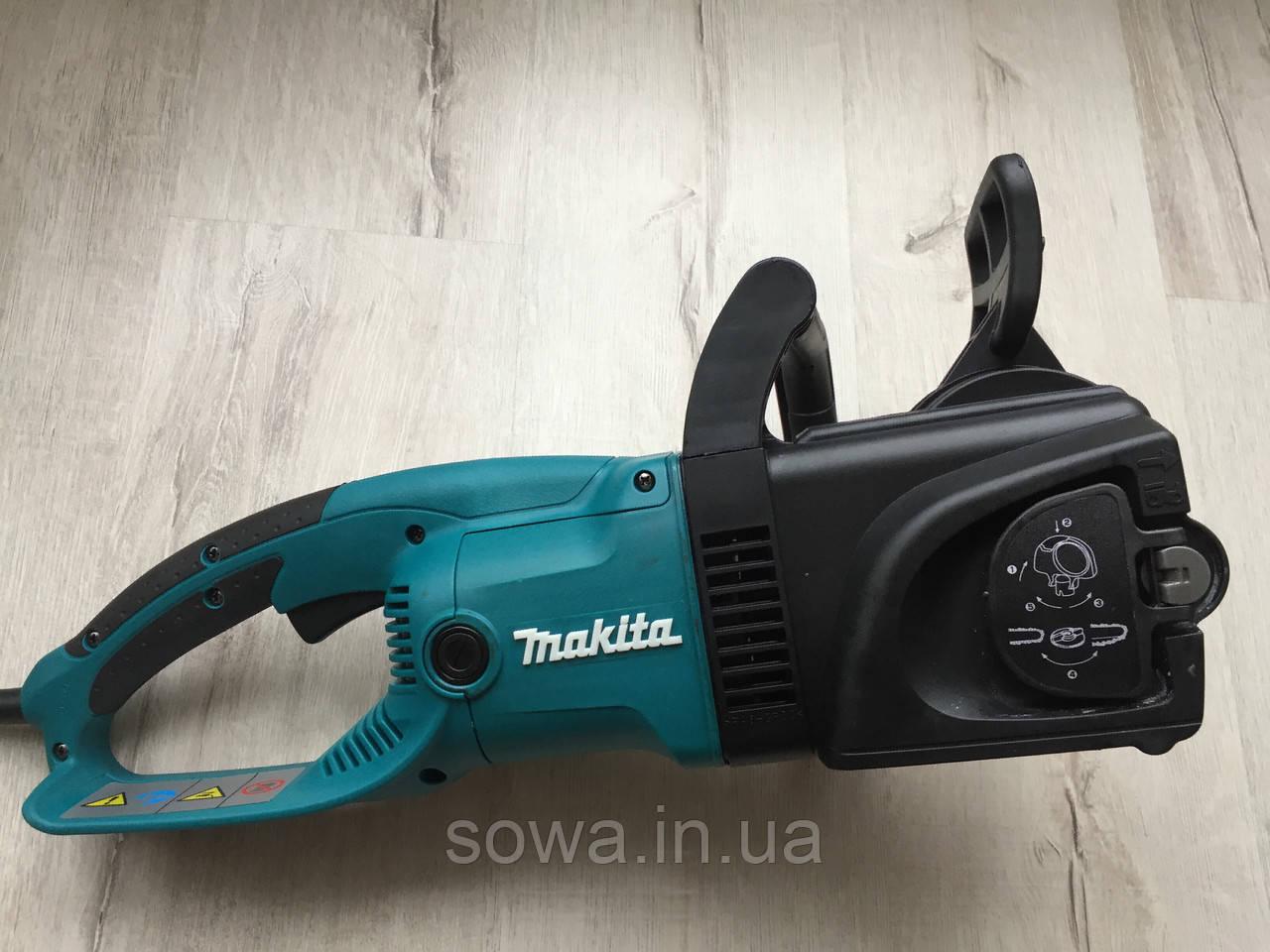 ✔️ Пила цепная электрическая Makita_Макита UC4030A _ 2200Вт