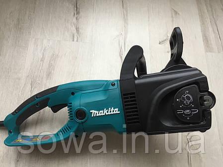 ✔️ Пила цепная электрическая Makita_Макита UC4030A _ 2200Вт, фото 2