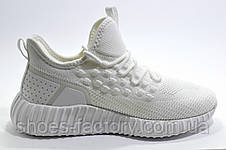 Женские белые кроссовки Baas Yeezy Boost, White, фото 3