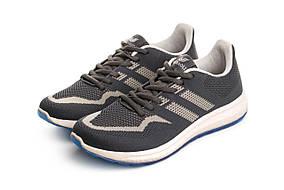 Кросівки чоловічі Debaoli 43 grey SKL35-187188