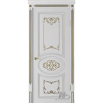 Межкомнатные двери VIP «Сильвия» тм Неман