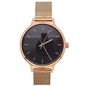 Жіночий годинник EvenOdd 17-0092 Gold SKL35-188636