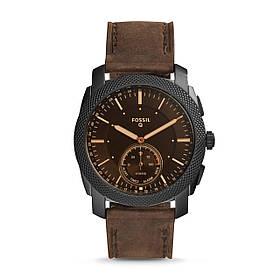 Смарт годинник Fossil Hybrid Smartwatch Machine Dark FTW1163 SKL35-187227
