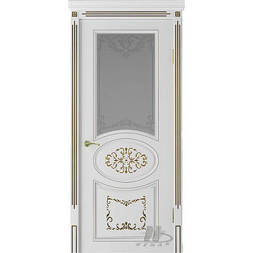 Межкомнатные двери VIP «Сильвия П.О» тм Неман
