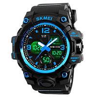Skmei Мужские часы Skmei Hamlet Blue 1155B, фото 1
