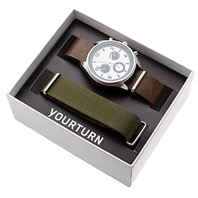 Чоловічий годинник Yourturn yo152ma08 SKL35-188669