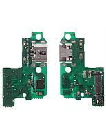 Разъем зарядки Huawei P10 lite (WAS-LX1/с платкой)