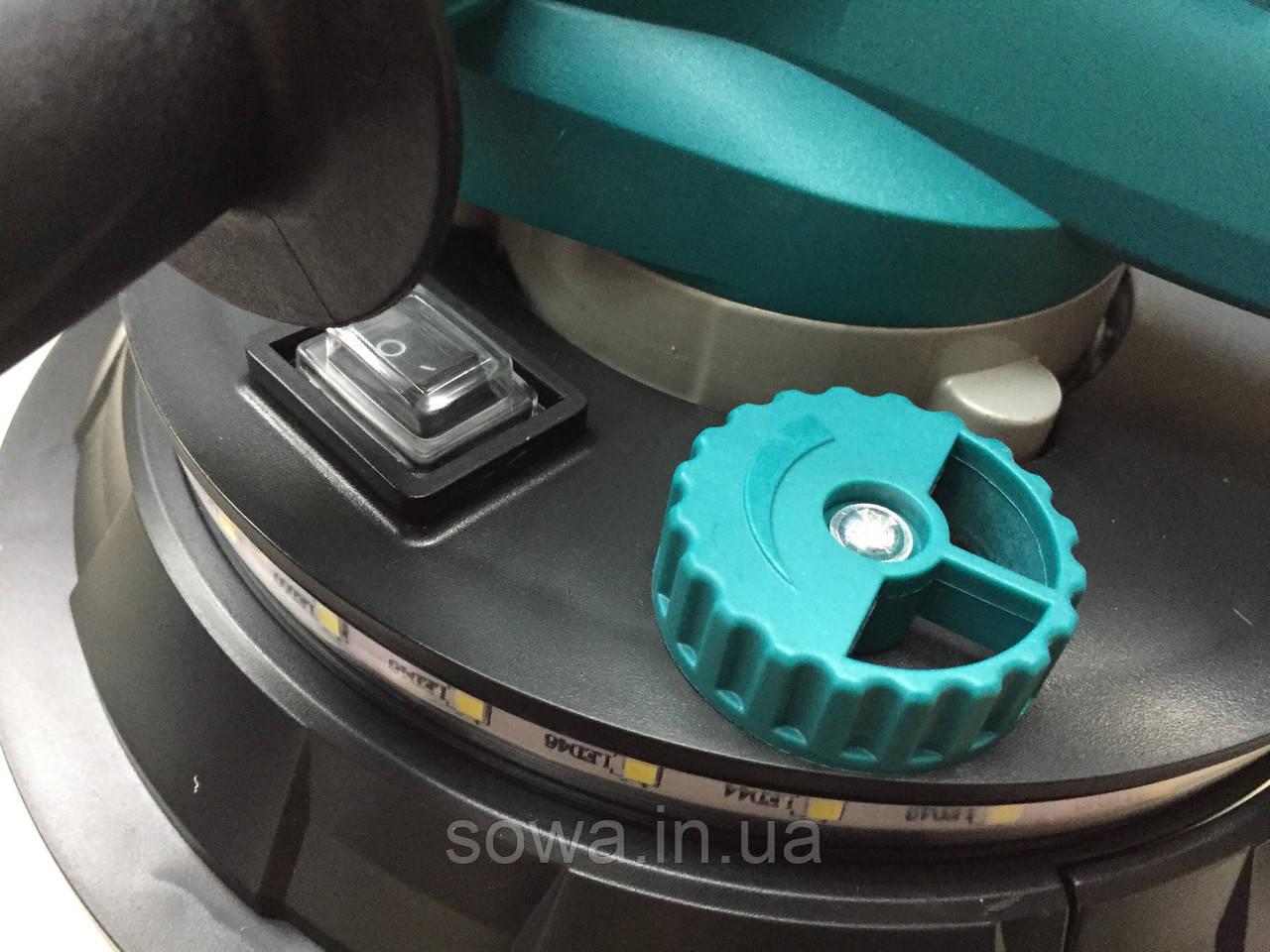Шлифовальная машина по штукатурке AL-FA ALDWS15 с подсветкой - фото 4