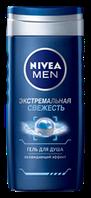 Гель для душа Nivea For Men Экстремальная свежесть 250мл