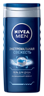 Гель для душу Nivea For Men Екстремальна свіжість 250мл
