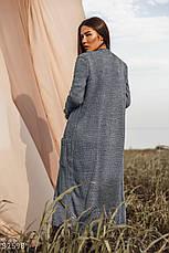 Кардиган женский  с карманами, фото 3