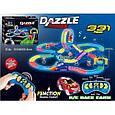 Дитячий, яскравий гоночний трек з пультом управління і машинкою яка світиться Dazzle Tracks 158 (331 деталь), фото 2