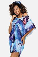 Красивое пляжное платье F122/757