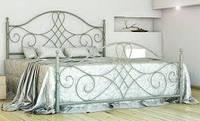 Металлическая кровать двуспальная Parma (Парма) Bella Letto 160х190