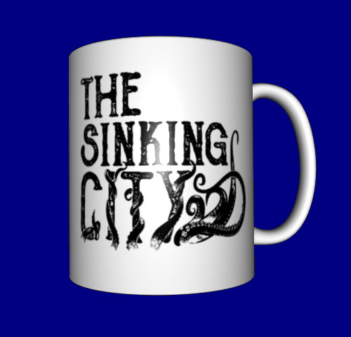 Кружка / чашка Sinking Sity