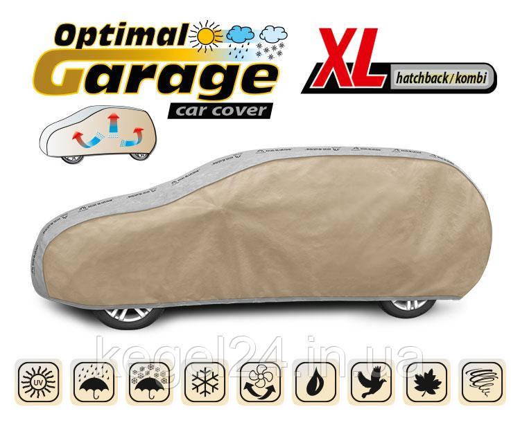 Тент для автомобиля Optimal Garage размер  XL Hatchback ОРИГИНАЛ! Официальная ГАРАНТИЯ!