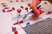 АКЦИЯ 2500 зажимов 1 мм .Система укладки выравнивания плитки СВП NOVA