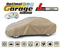 Тент для автомобиля Optimal Garage размер  L Sedan