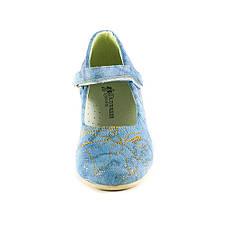 Балетки детские ШАЛУНИШКА Ш5575 голубой (36), фото 3