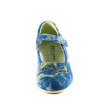 Балетки детские ШАЛУНИШКА Ш5574 синий (31), фото 3