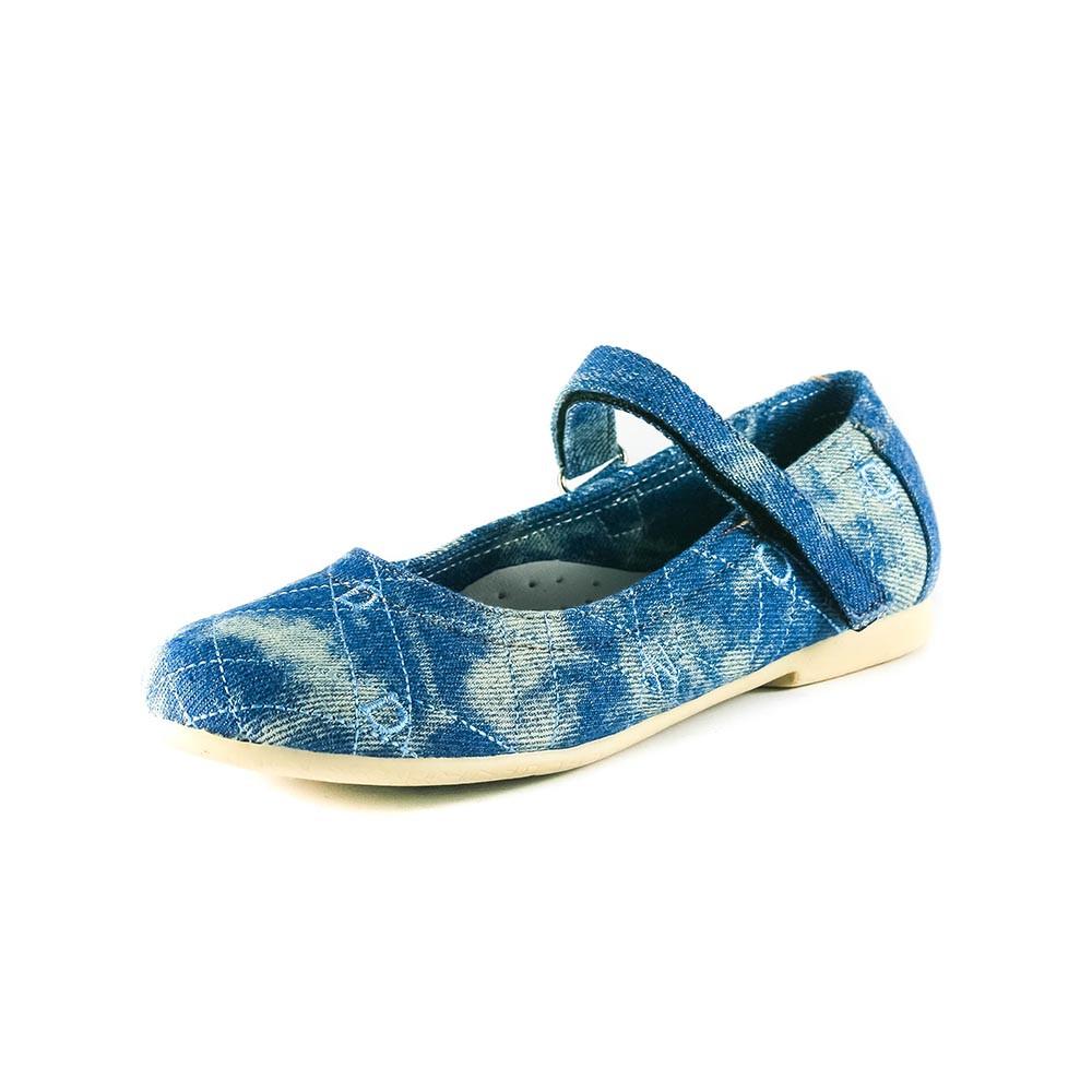Балетки детские ШАЛУНИШКА Ш5572 синий (35)