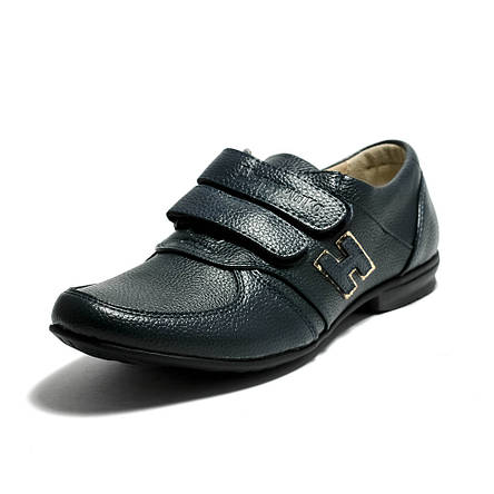 Туфли детские ШАЛУНИШКА Ш100-510 синий (34), фото 2