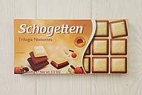 Шоколад Schogetten (Германия) 100, Trilogia (трилогия)