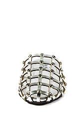 Шлепанцы женские Sopra СФ YY-2 серебрянные (36), фото 3