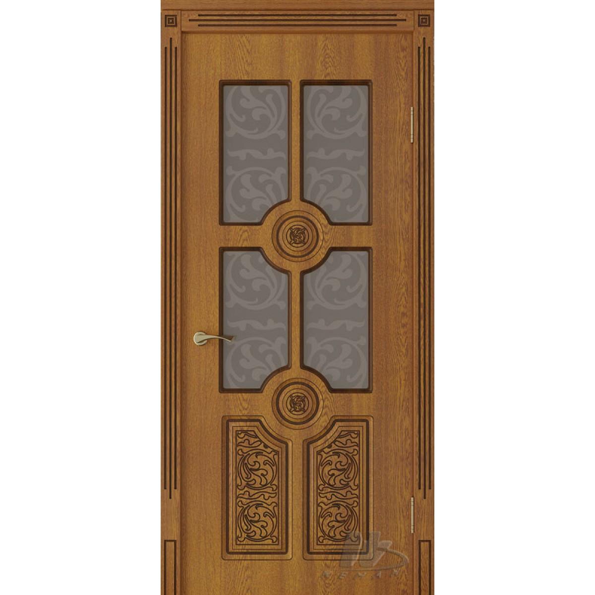 Межкомнатные двери VIP «Антарес П.О» тм Неман