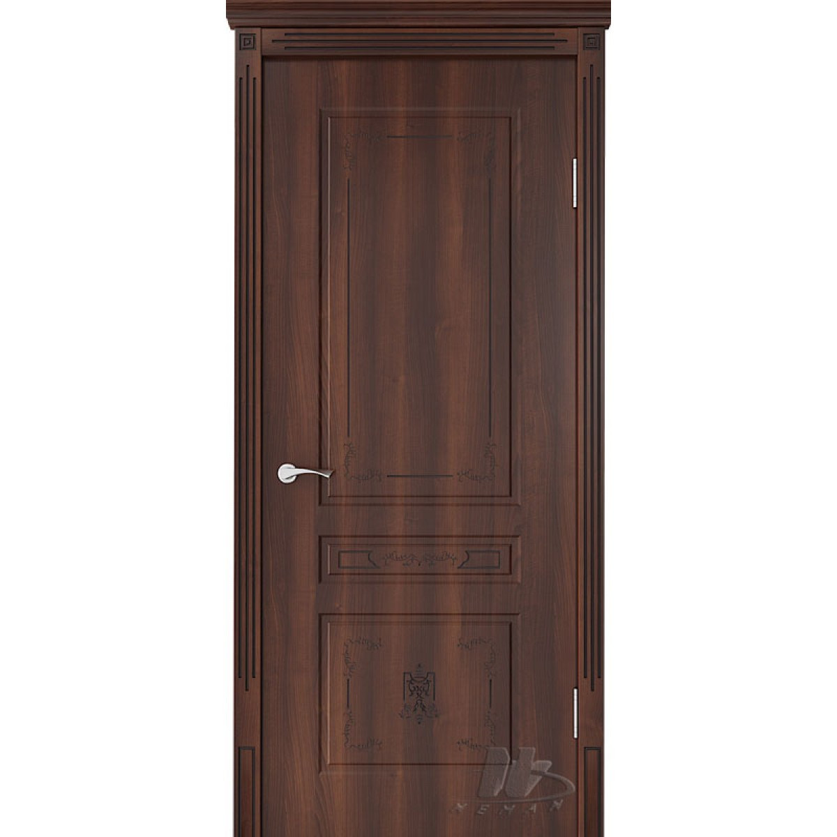 Межкомнатные двери VIP «Руан» тм Неман