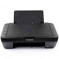 Полное решение: МФУ CANON E414 + СНПЧ Черный Печать фото текста студия принтер сканер копир подарки ХИТ, фото 3