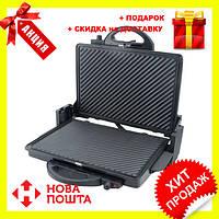 Гриль прижимной домашний Maestro MR-717 | тостер | сэндвичница | электрогриль | бутербродница
