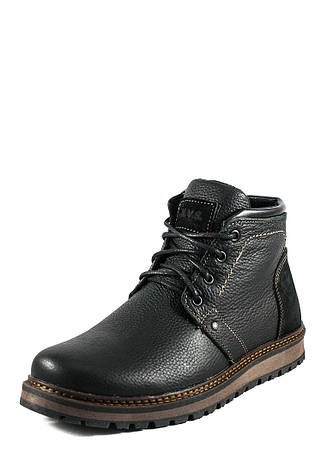 Ботинки зимние мужские Nivas СФ Niv 40 ЧФ черные (40), фото 2
