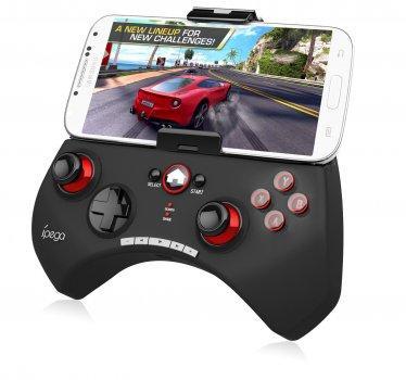 IPEGA PG-9025 Беспроводной Геймпад Джойстик Bluetooth для PC iOS Android - для PUBG mobile, WOT Blitz
