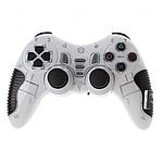 Игровой много-платформенный джойстик Wireless для PS2 PS3 PC Android TV Box (Белый), фото 5