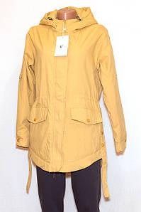 Жіноча куртка парка з капюшоном (M-XXL)