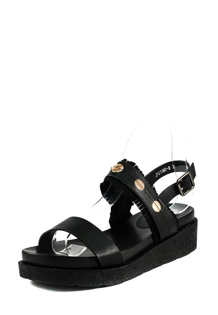 Босоножки женские Sopra СФ JK61165-9 черные (38)