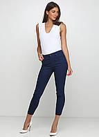 Синие демисезонные скинни джинсы MRS