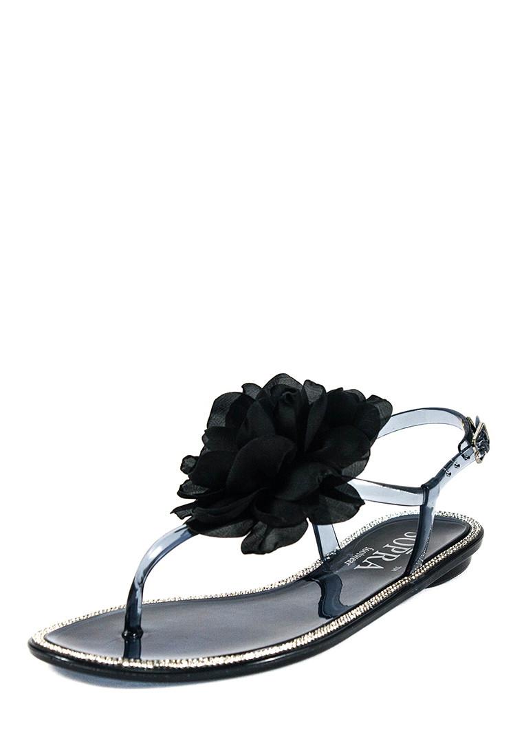 Сандалії жіночі Sopra чорний 19221 (36)