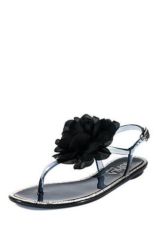 Сандалії жіночі Sopra чорний 19221 (36), фото 2