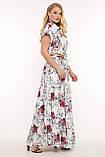Платье Алена белое, фото 2