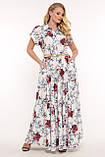 Платье Алена белое, фото 3