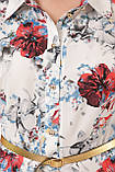 Платье Алена белое, фото 5