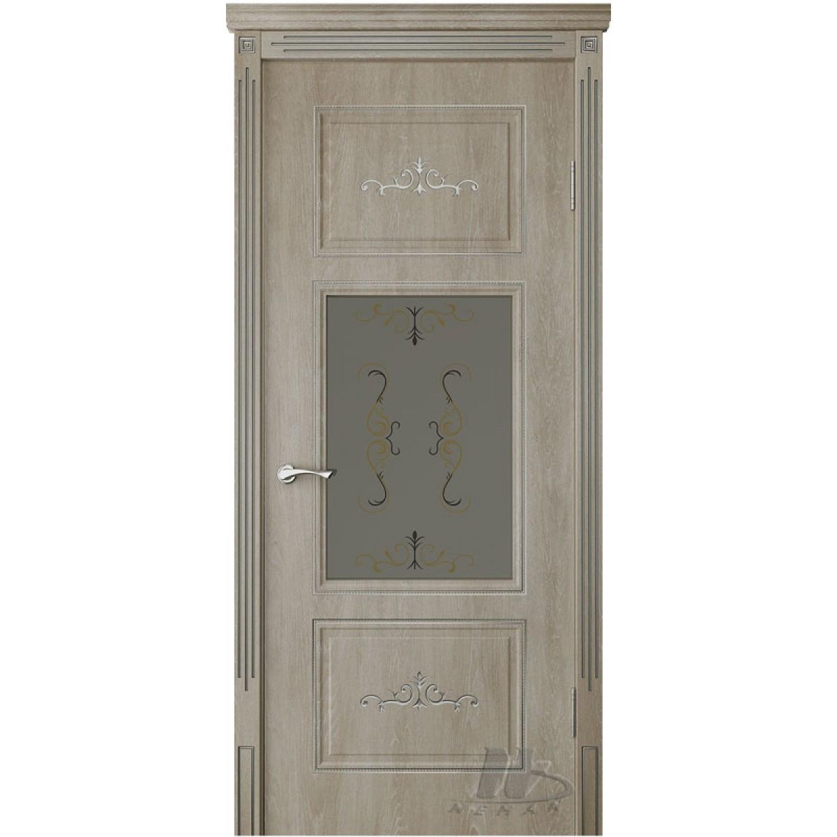 Межкомнатные двери VIP «Лоренцо П.О» тм Неман