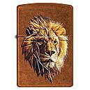 Зажигалка Zippo Polygonal Lion Design, 29865, фото 3