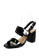 Босоножки женские Sopra СФ 8676W-3 черные (39)