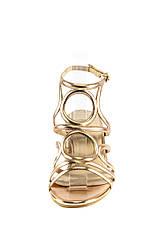 Сандалии женские Sopra СФ 8659A-60 золотые (36), фото 3